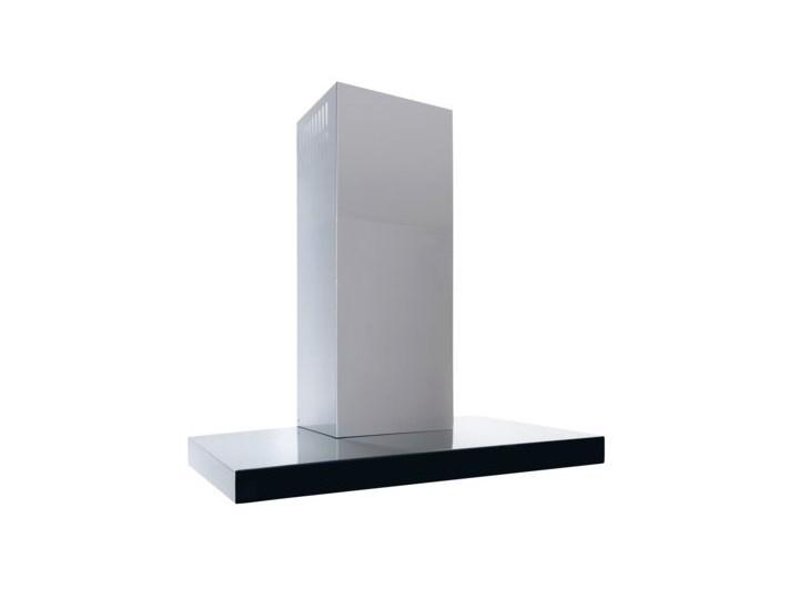Okap GLOBALO Nidaro 90.3 Czarny Okap przyścienny Szerokość 90 cm Kategoria Okapy