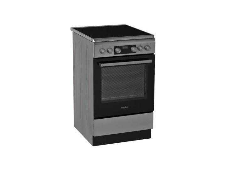 Kuchnia WHIRLPOOL WS5V8CCX/E Szerokość 50 cm Kategoria Kuchenki elektryczne