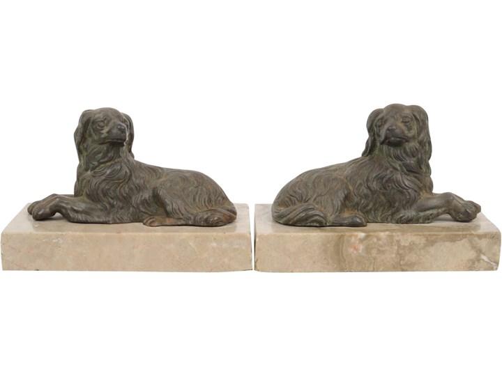 Para figurek psów, XIX w.