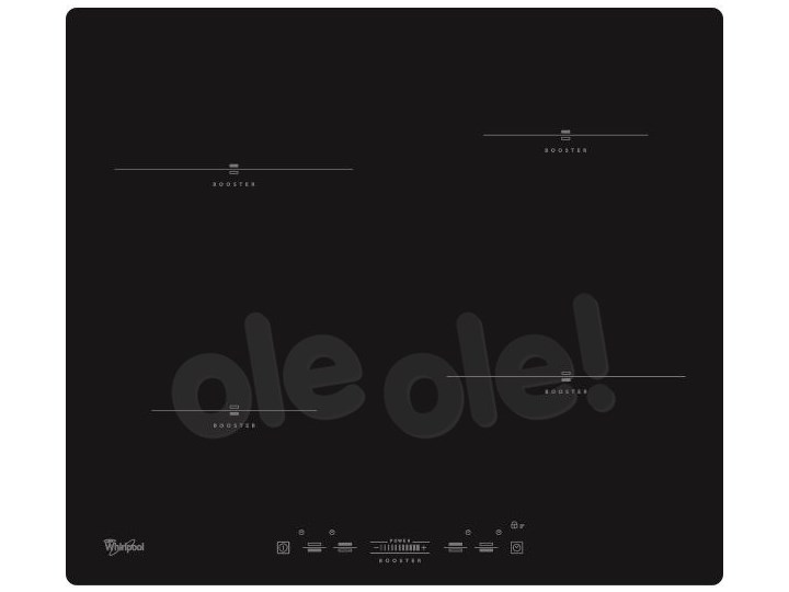 Qualité supérieure d80e4 1163e Whirlpool ACM823NE- szybka wysyłka! - Raty 10x0% - Płyty ...