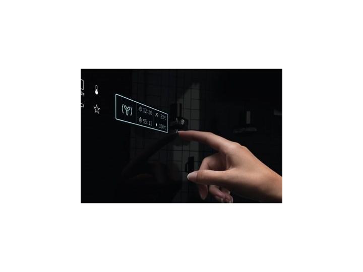 Piekarnik ELECTROLUX LOC8H31X SteamCrisp Elektryczny parowy Czarno-stalowy A+ Kolor Czarny Parowe Kategoria Piekarniki