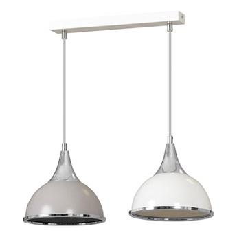 POLO 2 MIX nowoczesna lampa wisząca metalowy klosz