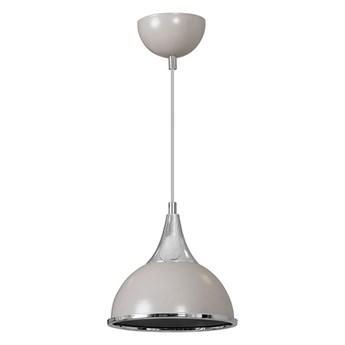 POLO 1 GRAY 233/1 nowoczesna lampa wisząca metalowy klosz