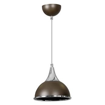 POLO 1 WENGE 234/1 nowoczesna lampa wisząca metalowy klosz