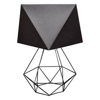 Lampa stołowa KARO LARGE+ADAMANT B-1322/1 BK+ ADAMANT