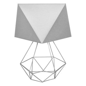 Lampa stołowa KARO LARGE+ADAMANT B-1322/1 GR+ ADAMANT