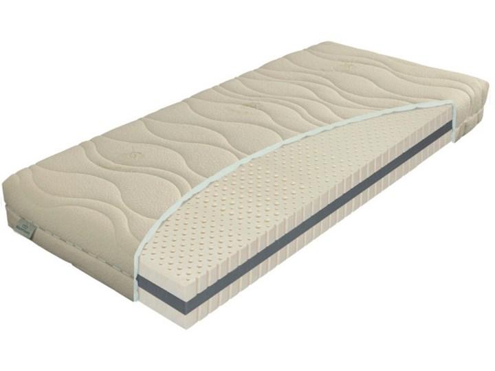 Materac SULTAN NIGHT MATERASSO lateksowy : Rozmiar - 80x200, Pokrowce Materasso - Organic Cotton
