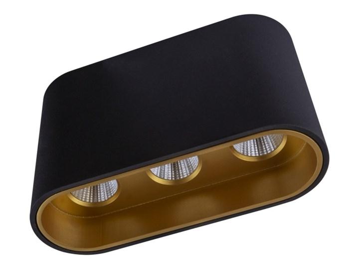 Lampa przysufitowa TUGHA GLOBO styl nowoczesny aluminium 55007-7B
