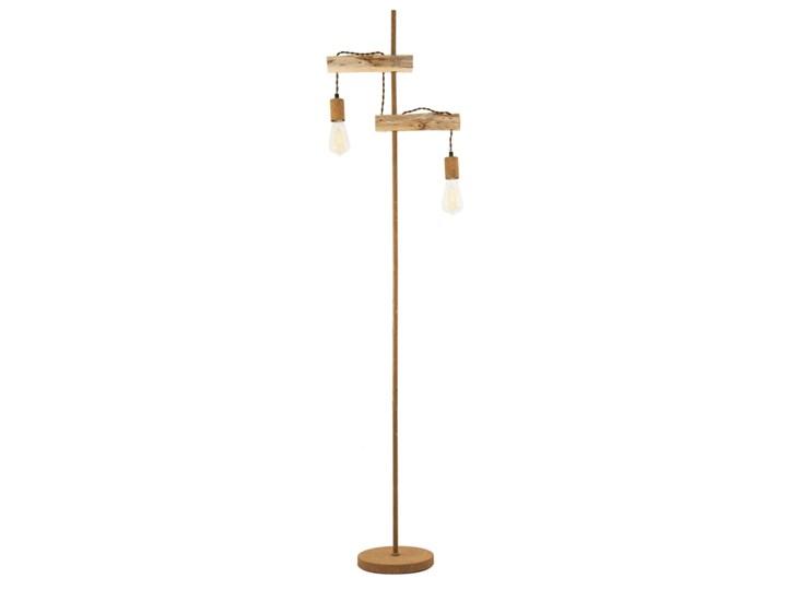 Lampa stojąca JACOB GLOBO styl industrialny metal 15327-2S
