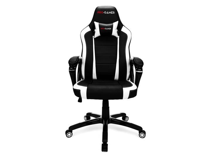 Fotel gamingowy ATILLA biały PRO-GAMER dla gracza Fotel biurowy Fotel tradycyjny