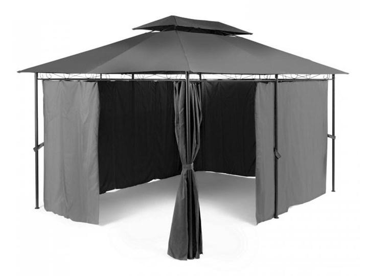 Blumfeldt Grandezza Pawilon ogrodowy Namiot imprezowy 3x4m Stal Poliester ciemnoszary