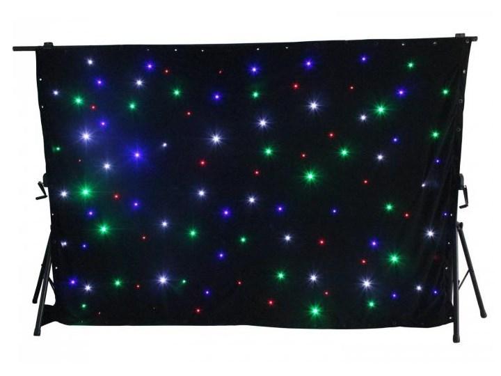 Beamz SparkleWall kurtyna 96 LED RGBW3 x 2m kontroler pilot zdalnej obsługi