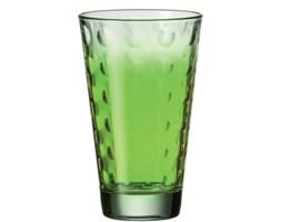 Szklanka do drinków 300 ml zielona Optic Leonardo