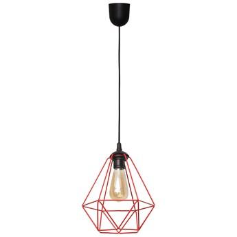 Lampa wisząca KARO CZERWONA W-KM 1311/1 RD