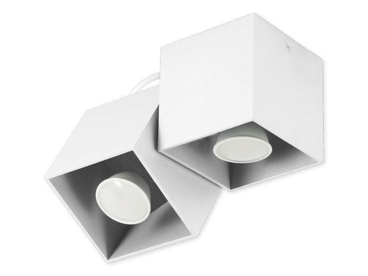 Lampa sufitowa Kraft 2A biała