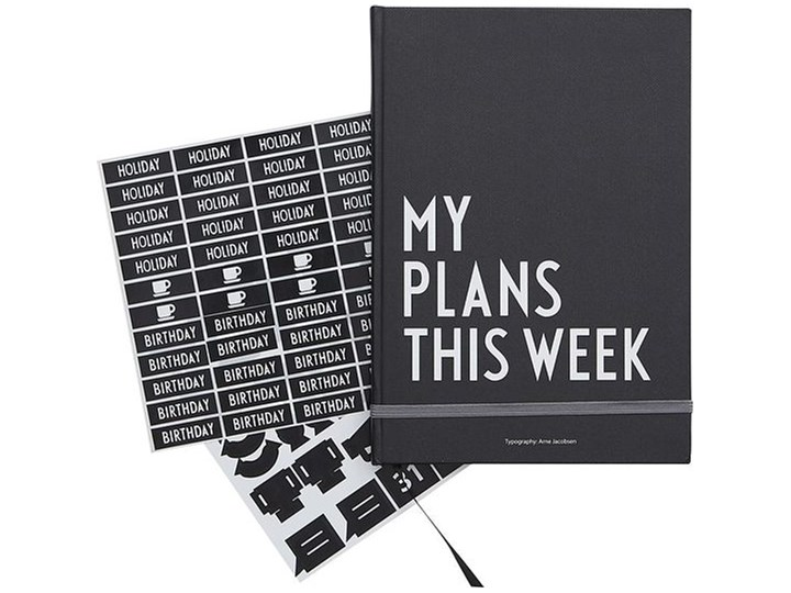 Notes My Plans This Week