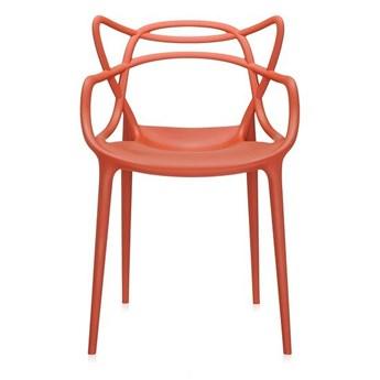 Krzesło Masters Pomarańczowy