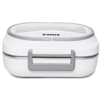 Pojemnik plastikowy N'OVEEN Lunch Box LB510 1 L Szary