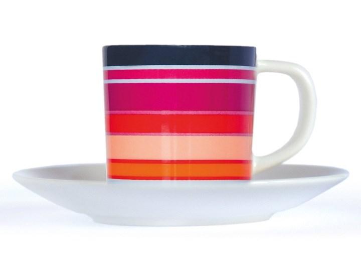 Filiżanka do kawy espresso Felicita z podstawką, 75 ml, porcelana, REMEMBER