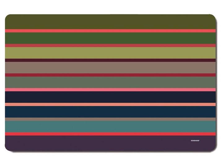 Podkładki na stół Costa, kolorowe, 4 sztuki, 44 x 29 cm, REMEMBER