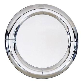 Lustro okrągłe rama lustrzana Angelitta Classic