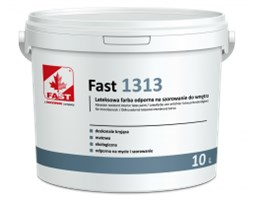FAST 1313 lateksowa farba do wnętrz 2,5L