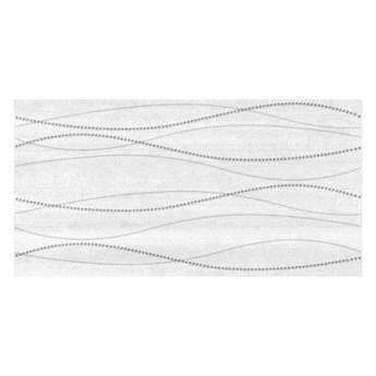 Dekor Tatiana 20 x 40 cm wave inserto
