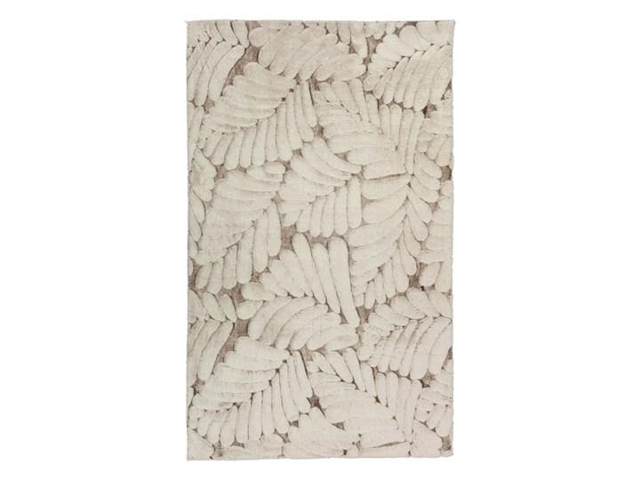 Dywan Softy 80 x 150 cm liście beżowy