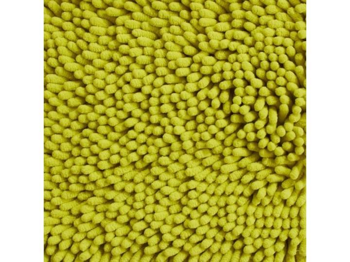 Dywanik łazienkowy Abava 50 x 80 cm zielony Poliester Prostokątny 50x80 cm Kategoria Dywaniki łazienkowe Kolor Żółty