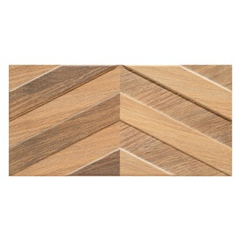 Glazura Brika Arte 22,3 x 44,8 cm wood struktura 1,2 m2