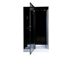 Kabina prysznicowa z hydromasażem Armazi Spa 120 x 80 x 215 cm prawa niski brodzik