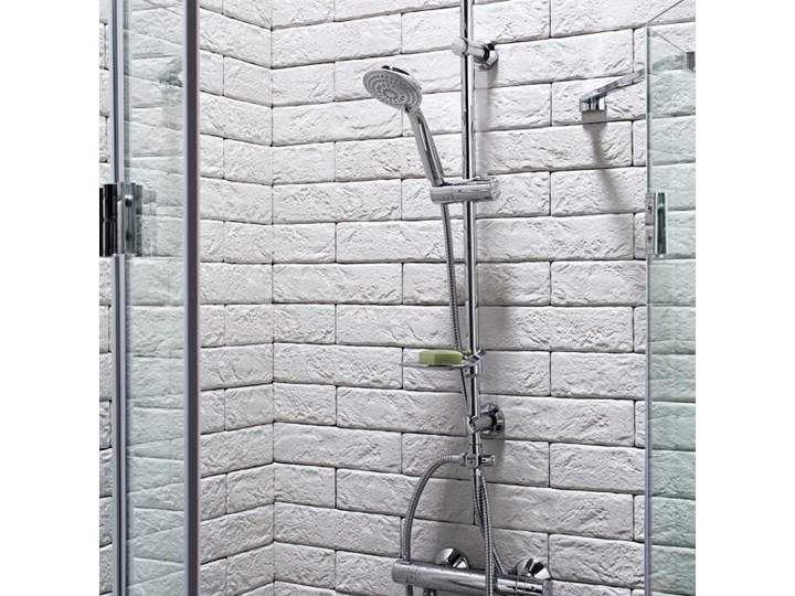 Kolumna prysznicowa Oria śr. 20 cm 3-funkcyjna chrom Kategoria Zestawy prysznicowe