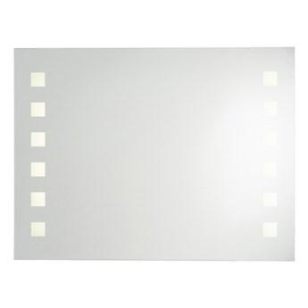 Lustro prostokątne Cooke&Lewis Rozel 60 x 80 cm z oświetleniem LED
