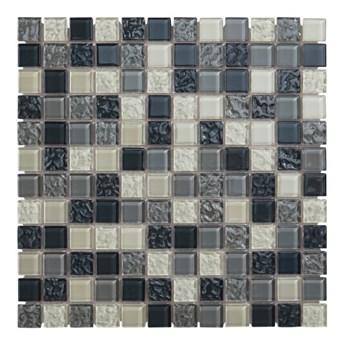 Mozaika Calabria Colours 30 x 30 cm czarna