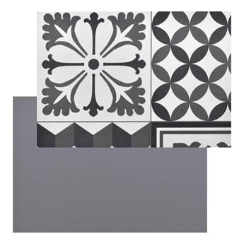 Panel przyblatowy laminowany Kasei 0,3 x 60 x 180 cm vintage / szary