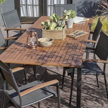 Stół rozkładany GoodHome Toscana 180/240 x 99 x 74 cm