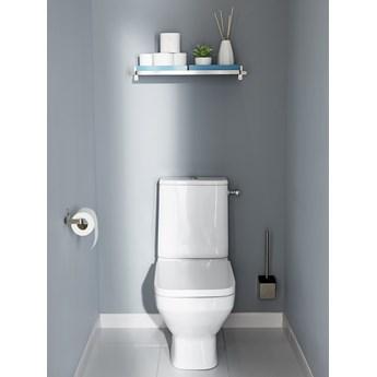 Taca łazienkowa GoodHome Amantea niebieska