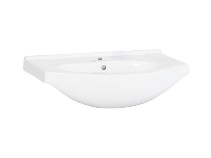 Umywalka meblowa ceramiczna Domus 65 cm