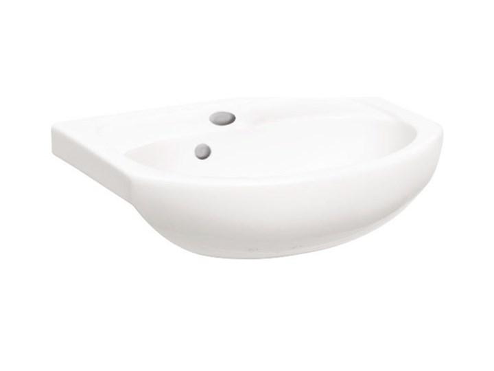 Umywalka meblowa ceramiczna Koło Solo 40 cm