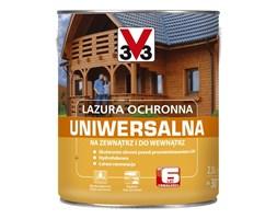 Lazura ochronna V33 6 lat heban 2,5 l
