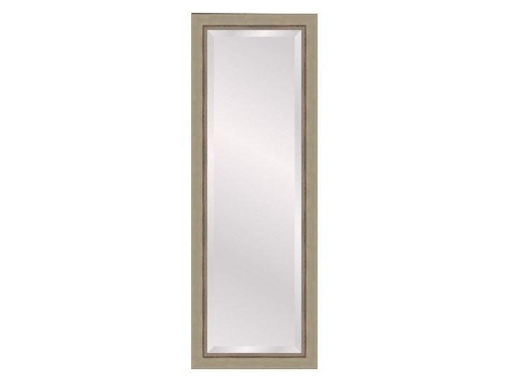 Lustro prostokątne Bright 35 x 120 cm w ramie złote Pomieszczenie Sypialnia Ścienne Lustro z ramą Kategoria Lustra