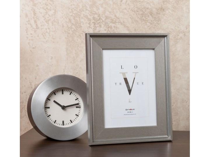 Ramka na zdjęcia London 13 x 18 cm srebrna Rozmiar zdjęcia 13x18 cm Drewno Kolor Srebrny