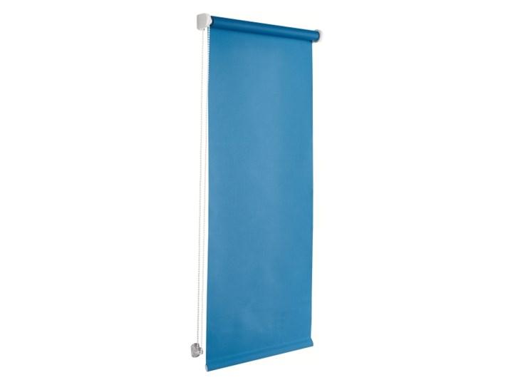 Roleta Colours Boreas 42 x 180 cm niebieska Roleta wolnowisząca Wzór Gładkie Kolor
