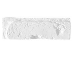 Cegła dekoracyjna Tonala z fugą biała 0,43 m2