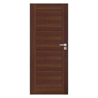 Drzwi pełne Connemara 80 lewe orzech north