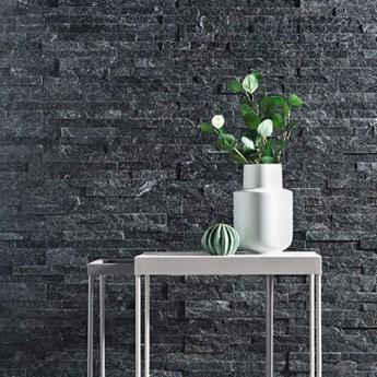 Kamień Quartz 10 x 35 cm czarny 0,385 m2