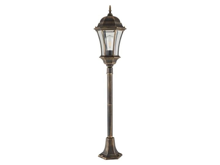 Lampa ogrodowa Blooma Richelieu M 1 x 60 W E27 złota Latarnia Kolor Złoty Kategoria Lampy ogrodowe