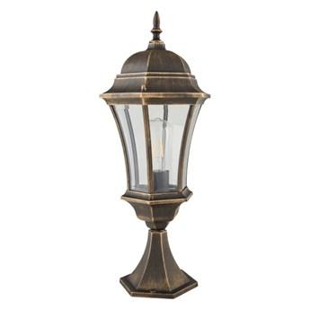 Lampa ogrodowa Blooma Richelieu S 1 x 60 W E27 złota