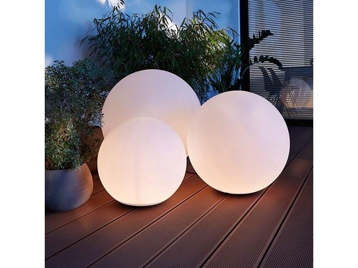 Lampa ogrodowa Blooma Vancouver 40 cm 1 x 30 W E27 Kategoria Lampy ogrodowe Lampa stojąca Kolor Biały