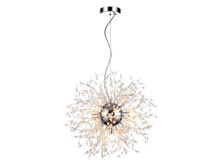 Lampa wisząca Pearls 5 x 33 W G9 chrom